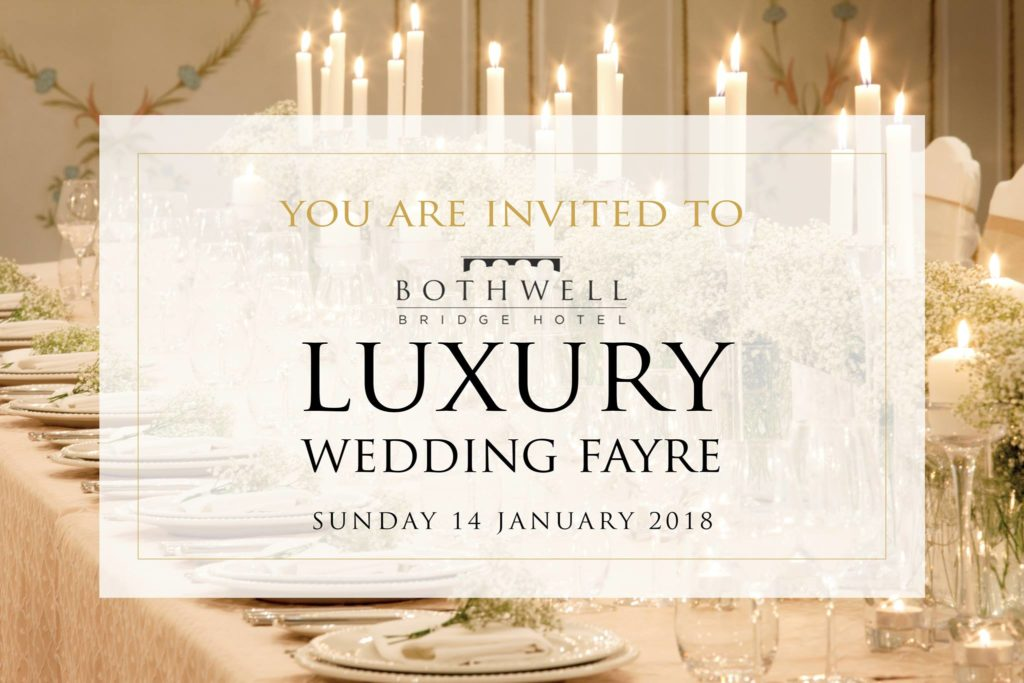 The Bothwell Bridge Luxury Wedding Fayre